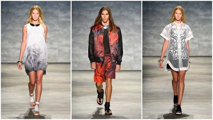 New York Fashion Week: Skingraft