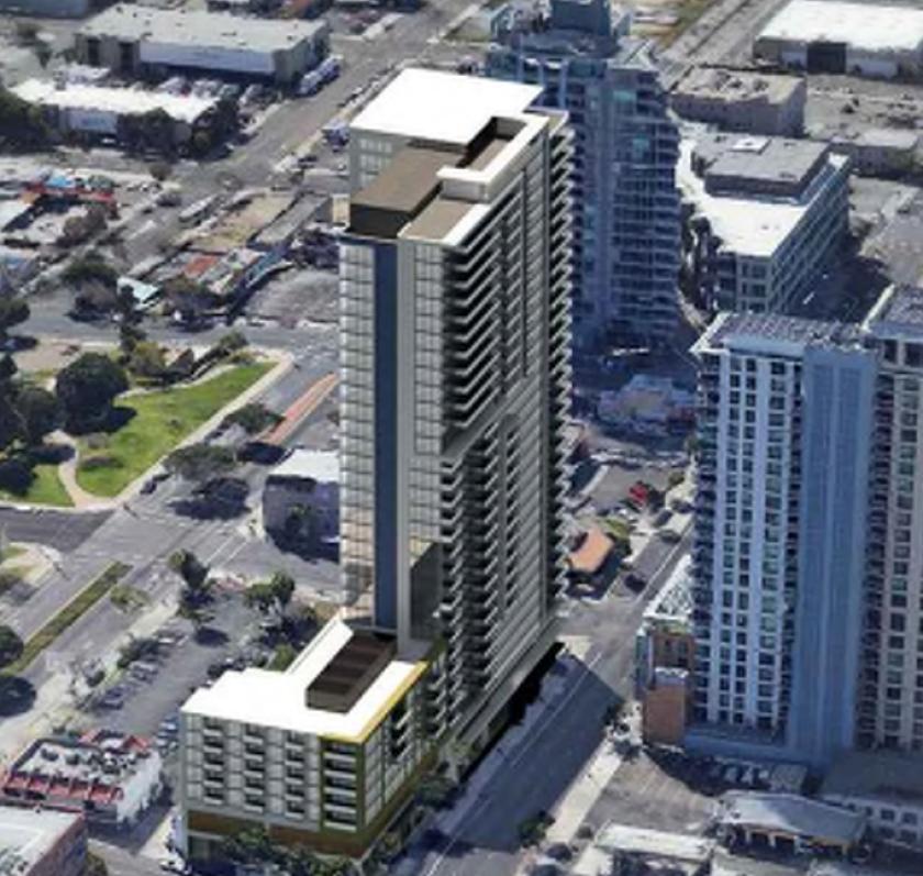 Developer Of 'poor Door' Apartment Building In San Diego