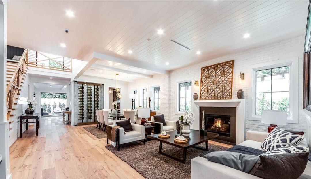 Harley Pasternak's Hollywood home