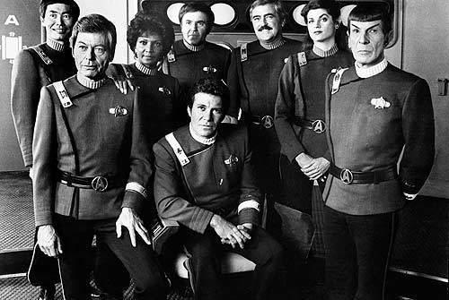 Star Trek:The Wrath of Khan