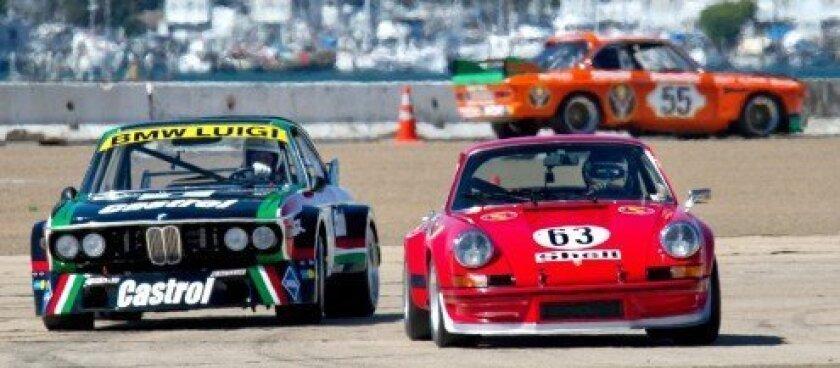 BMW versus Porsche