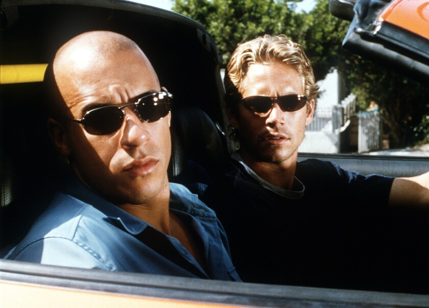 'The Fast and the Furious' | 2001
