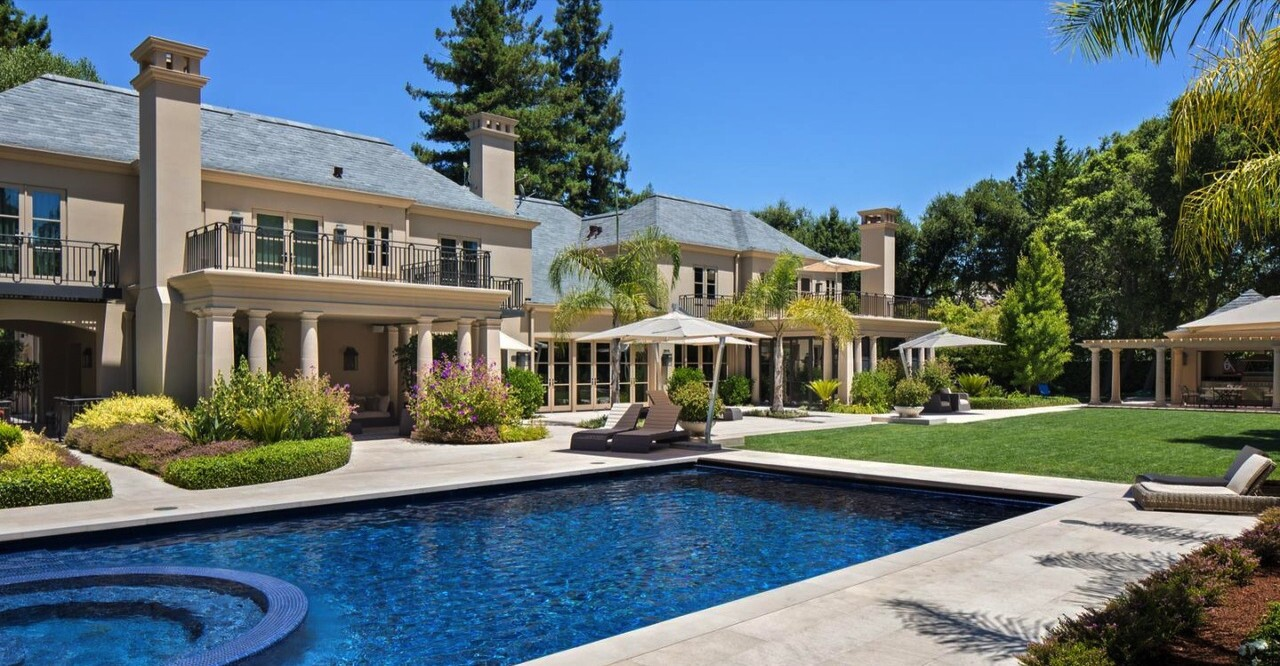 Stephen Luczo's mansion in Atherton | Hot Property