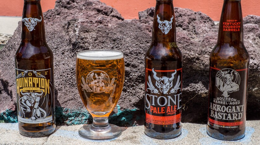 Stone Brewing Co 's 2 0s: How the new beers stack up to the