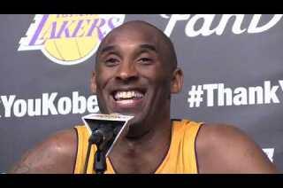 Watch Kobe Bryant's final news conference
