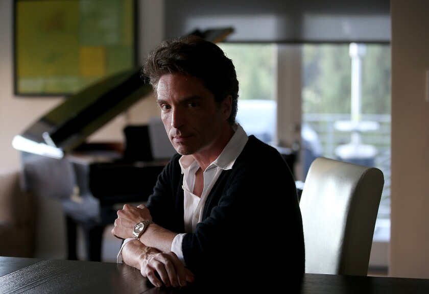 Richard Marx has been writing songs for country stars, including Keith Urban and Jennifer Nettles. He is releasing a new album on July 8.
