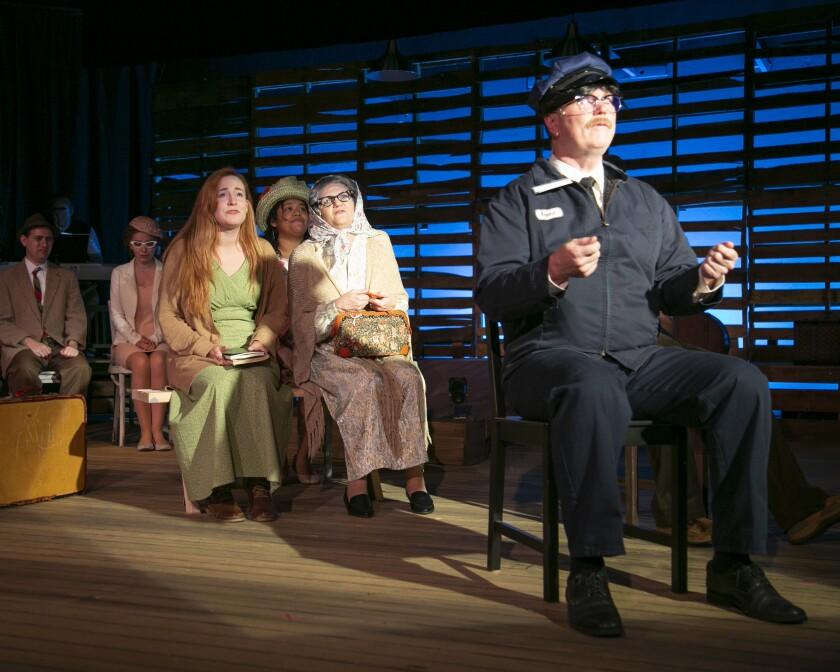 """""""Violet"""" at the Costa Mesa Playhouse"""