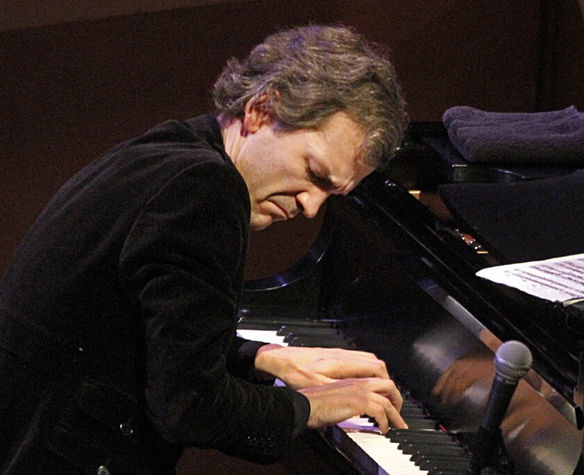 Pianist Brad Mehldau, shown in 2011, earned two Grammy nominations.