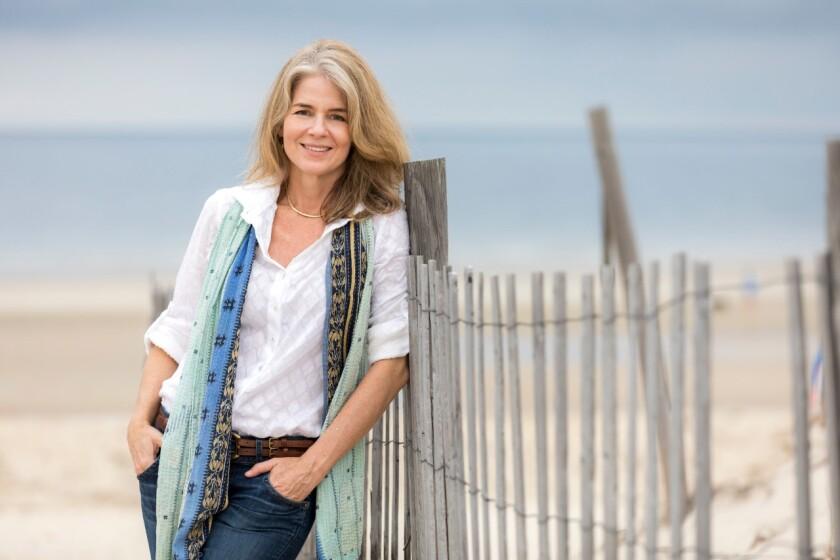 Author Adrienne Brodeur