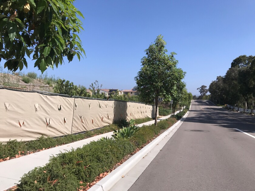 A new Pacific Highlands Ranch housing development will move ahead without a connection to Rancho Santa Fe Farms Road.