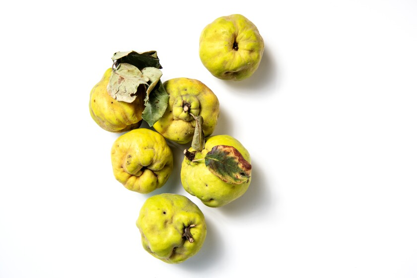 Aromatic quince