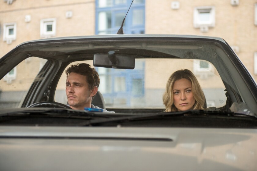 """James Franco and Kate Hudson star in """"Good People."""""""