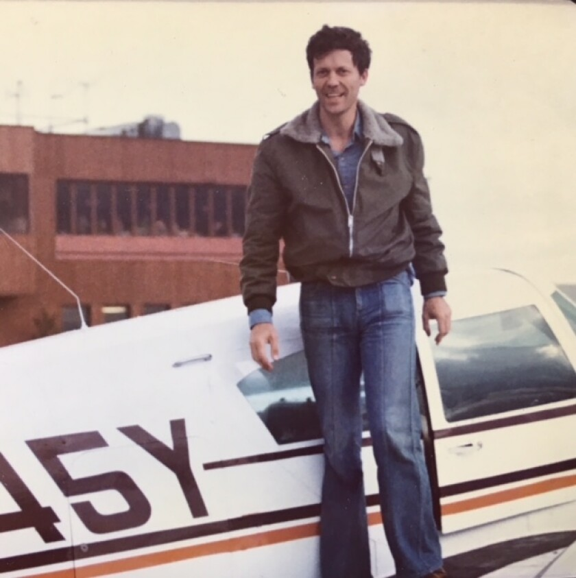 Danny Cohen was a pilot as well as a computer scientist and helped develop flight simulators.