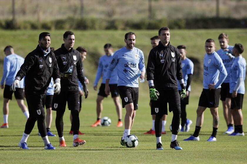 APphoto_Uruguay Soccer Copa America