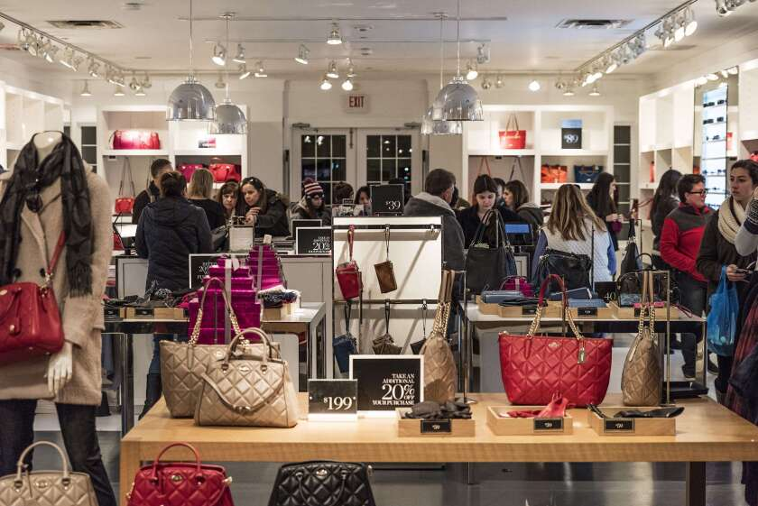Coach and Michael Kors deliver another blow to department