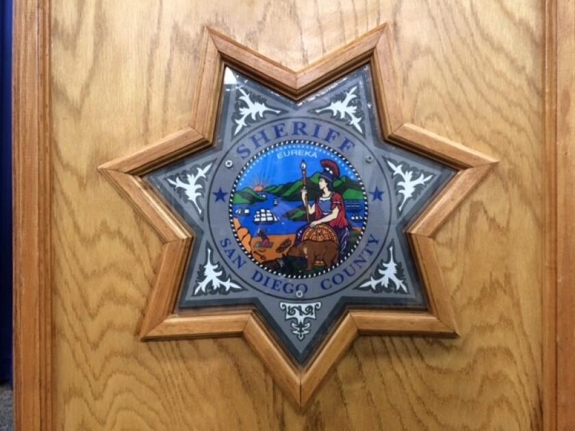 Sheriff's Department logo