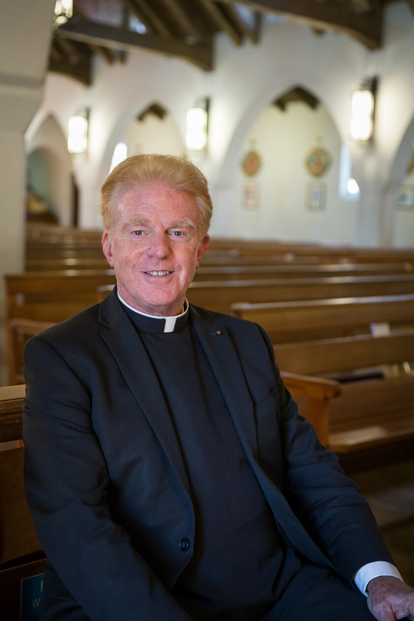 Pastor Rev. James Rafferty