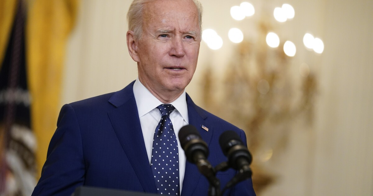 Biden to pledge halving greenhouse gases by 2030, sources say