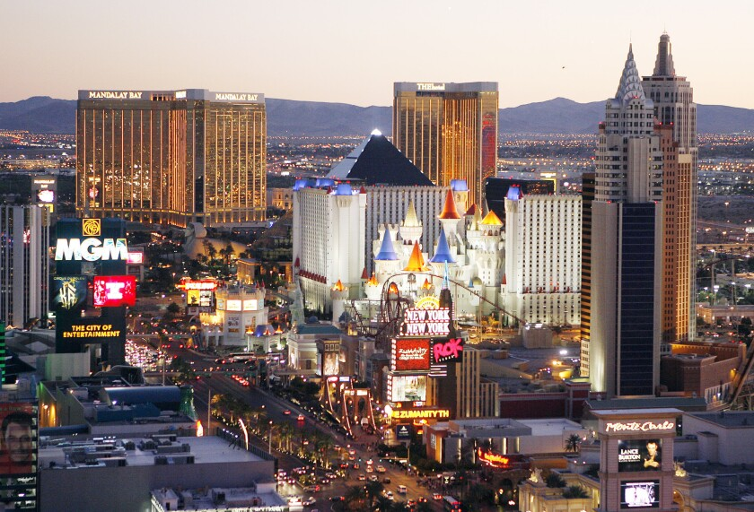 Nevada Gov. Steve Sisolak ordered gambling operations, bars, restaurants and other services to shut down for 30 days.
