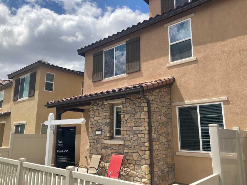 A home for sale in Chula Vista.