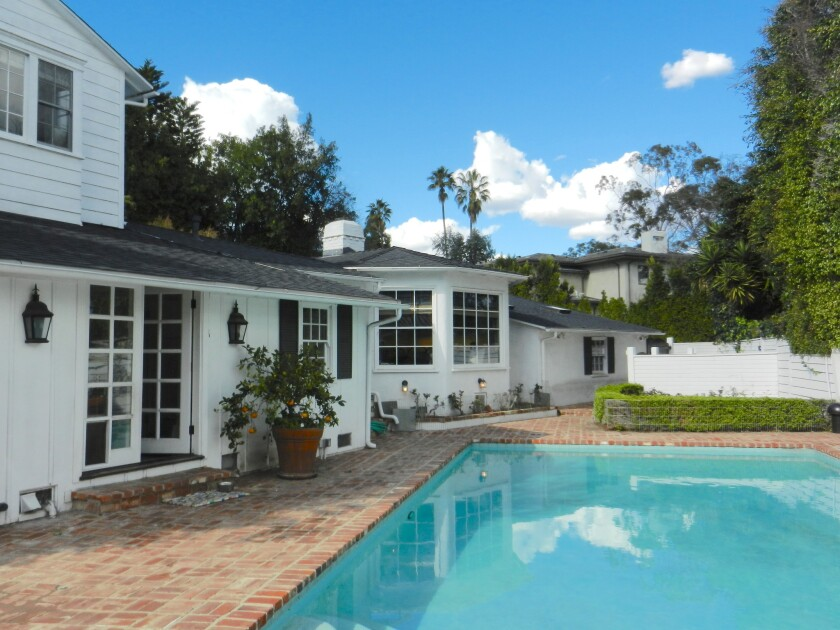 Jane Withers' former home in Bel-Air | Hot Property