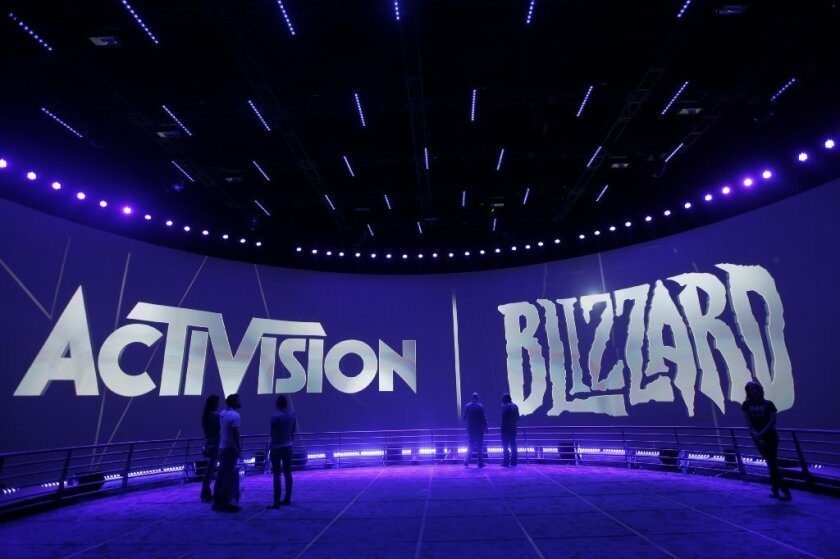 Activision Blizzard launches movie and TV studio