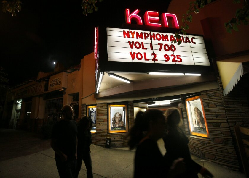 The Ken Cinema, specializing in art house films, may close at the end of the month unless a new operator can be found.