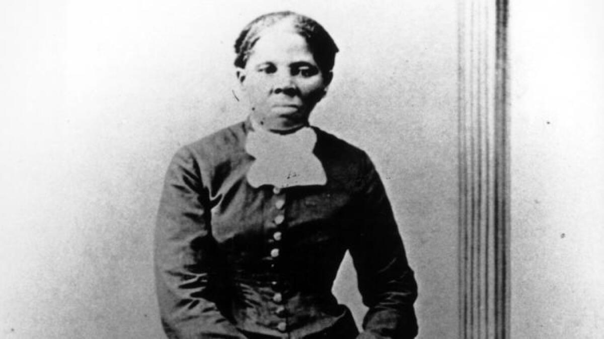 Harriet Tubman is the next face of the $20 bill
