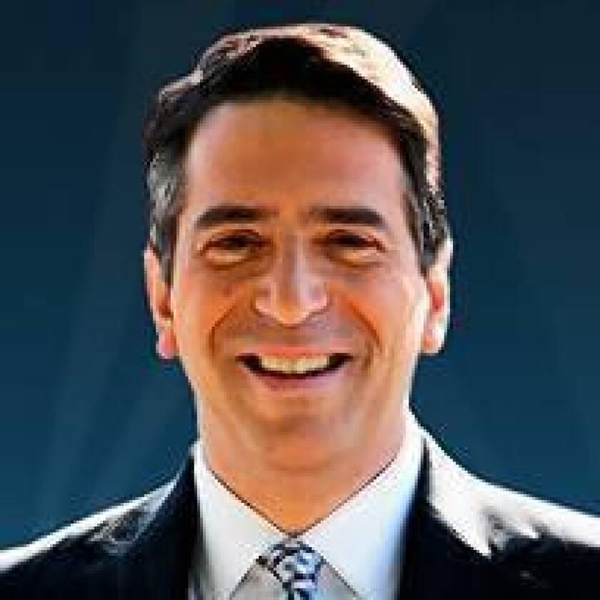 Fox News reporter James Rosen.