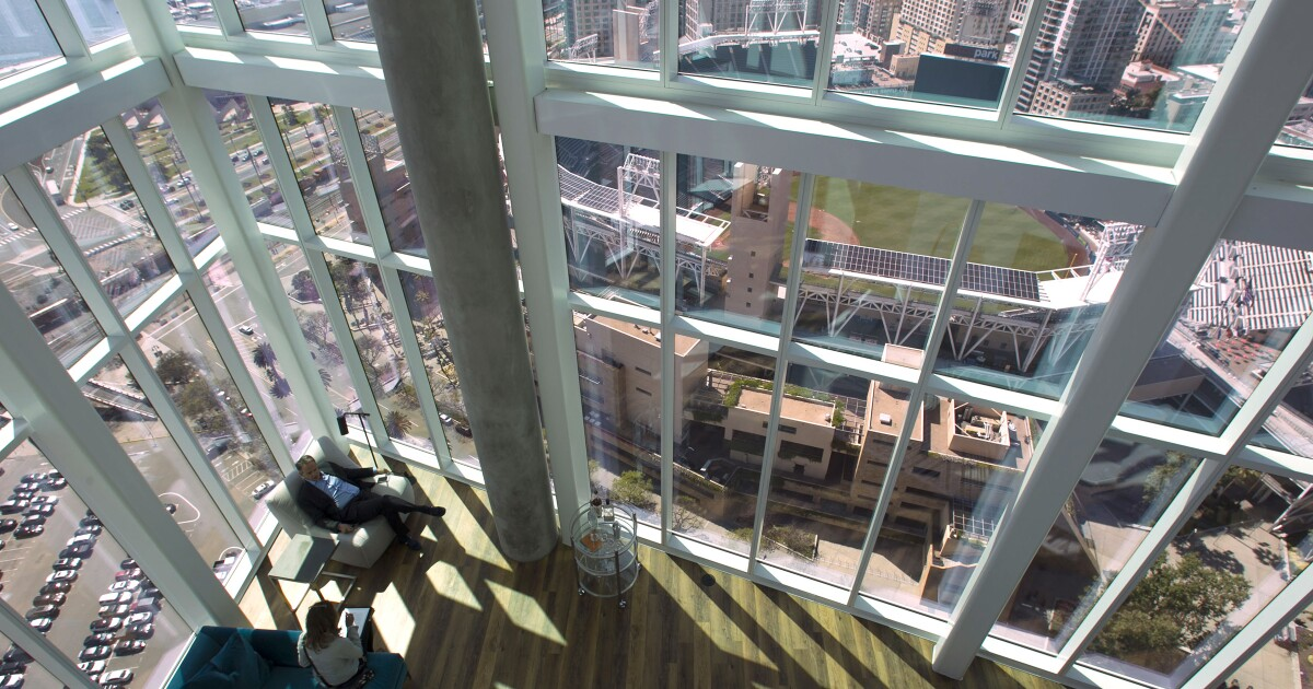 Park 12, downtown San Diego's biggest ever apartment ...