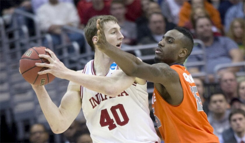 Indiana's Cody Zeller to test NBA draft with other underclassmen