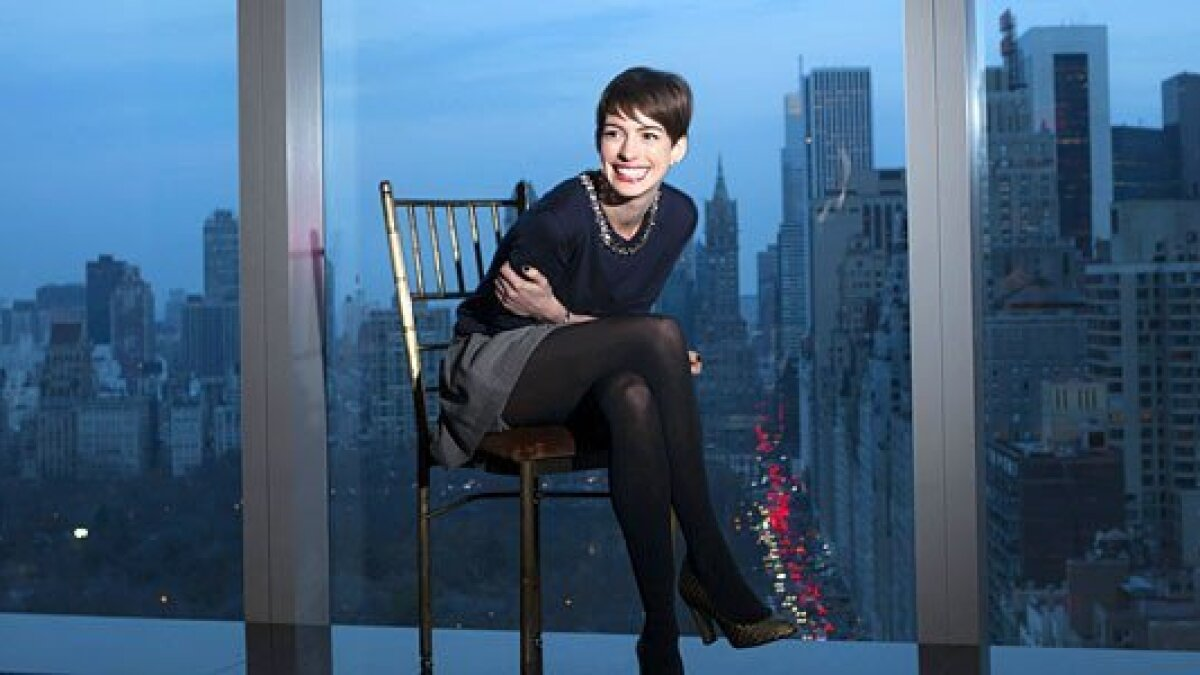 Anne Hathaway Asks 3 495 Million For New York Penthouse Los