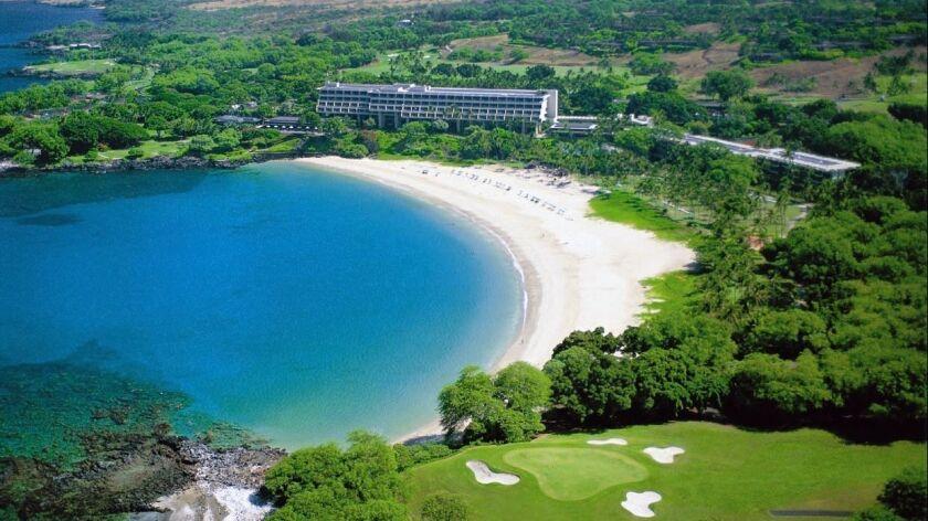 1 gift card, 3 Hawaiian hotels: Prince Resorts Hawaii gift cards are good three properties: Mauna Ke