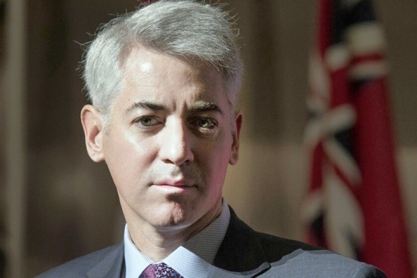 Billionaire hedge fund manager Bill Ackman has accused Herbalife of being a pyramid scheme.
