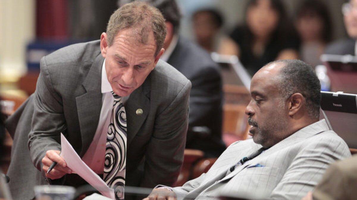 Essential Politics: State Atty  Gen  Xavier Becerra to open