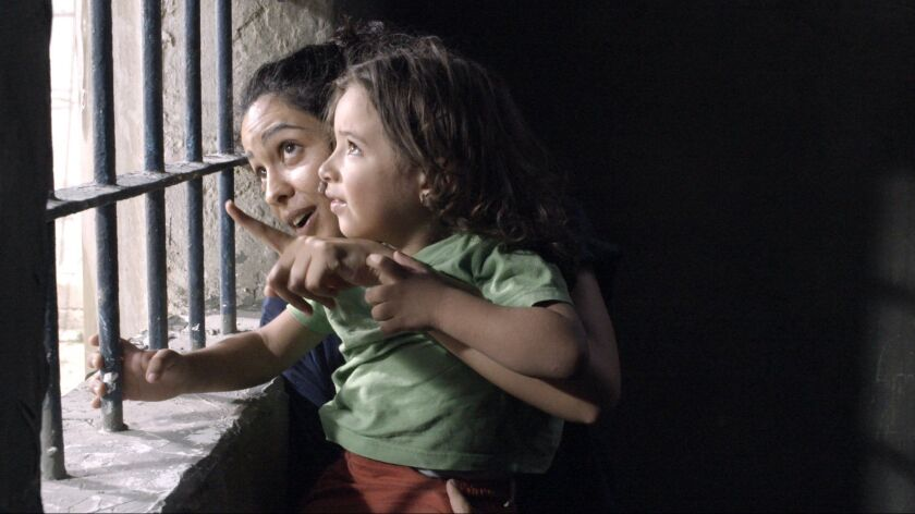 """The Jordanian film """"3000 Nights,"""" written and directed by Mai Masri, will be screened on Oct. 28. Masri will be in attendance."""