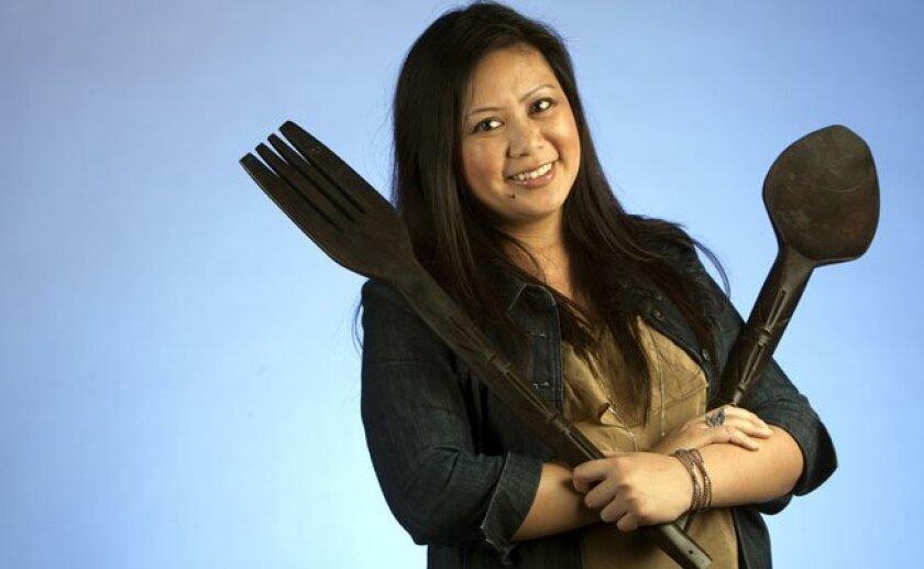 Joanne Arellano, human resources professional, avid Yelper, avid diner. And U-T Superdiner.