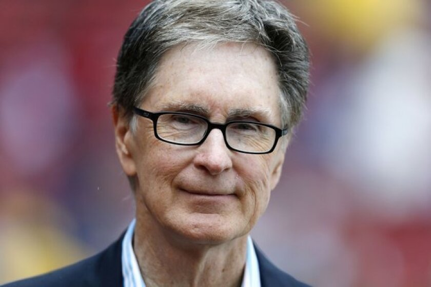 Boston Red Sox owner John Henry has purchased the Boston Globe for $70 million in cash.