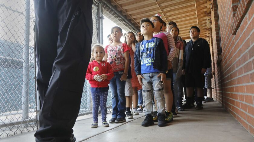 San Diego's Juvenile Hall held an open house Saturday allowing the public to tour the facilities.