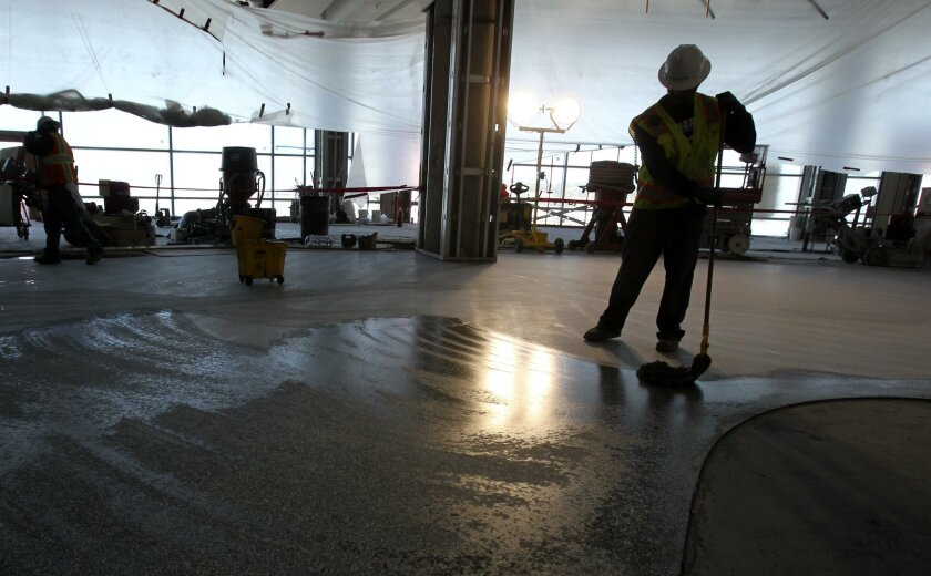 Are Construction Jobs Really On The Rise The San Diego
