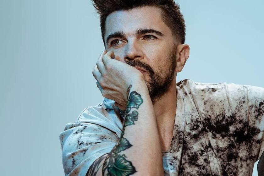 Una imagen de Juanes, que ya concluyó su gira mundial pero no ha dejado de lado los lanzamientos de novedades.
