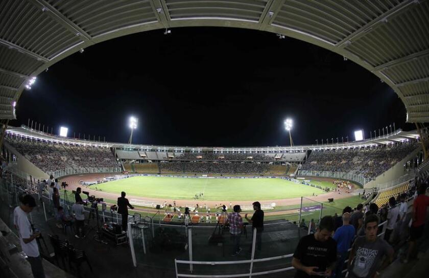 Vista del estadio Mario Alberto Kempes en Argentina. EFE/Archivo