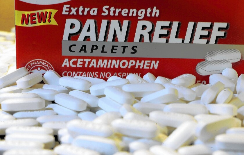 11 Million Bottles Of Acetaminophen Recalled