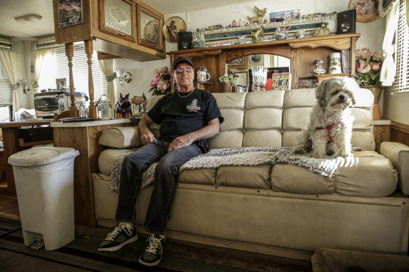 Rents rose as problems lingered at trailer park operated by