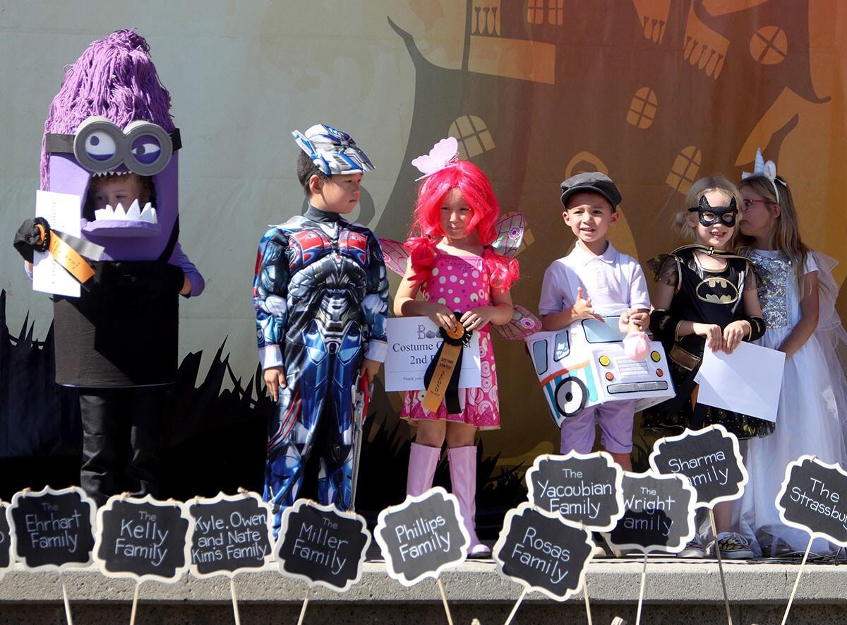 Photo Gallery: La Canada Elementary annual Halloween Haunt