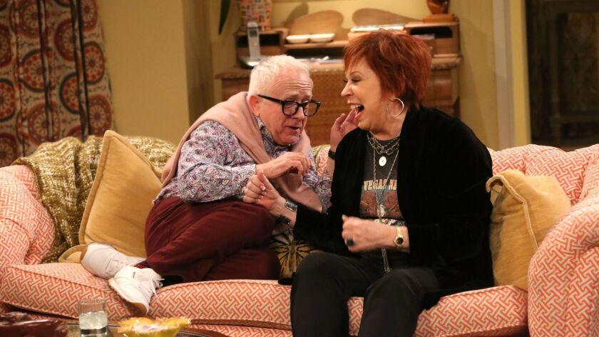THE COOL KIDS: L-R: Leslie Jordan and Vicki Lawrence in THE COOL KIDS premiering Friday Sept. 28 (8: