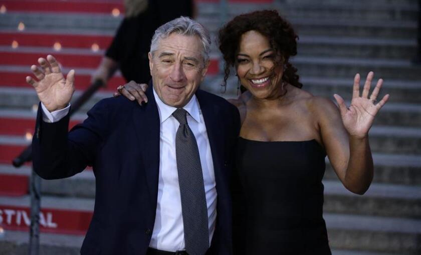 El actor Robert de Niro y la actriz y filántropa Grace Hightower se han separado tras más de veinte años de matrimonio, informó hoy el medio especializado The Hollywood Reporter. EFE/Archivo