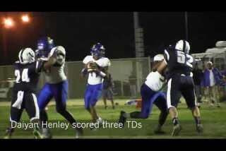 Daiyan Henley leads Crenshaw
