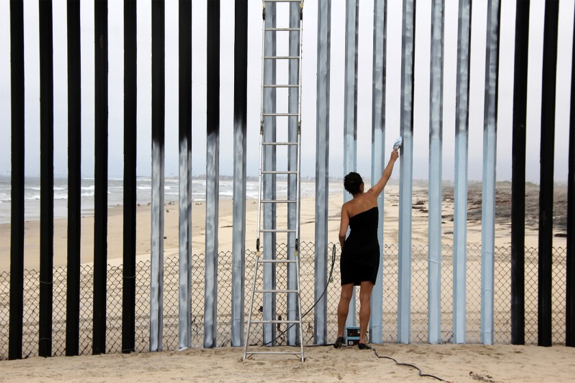 The unDocumenta exhibit at the Oceanside Museum of Art will focus on a discussion of art taking place at the border between San Diego and Baja California.