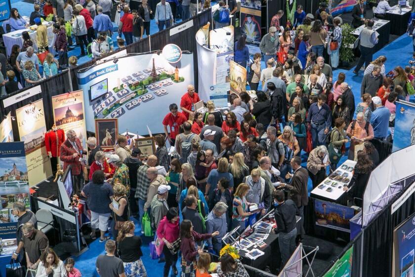 San Diego Travel & Adventure Show.